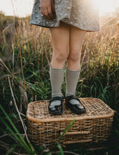 Load image into Gallery viewer, Picnic Knee-High Socks - Conifer