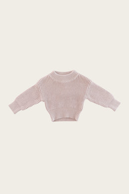 Morgan Knit - Rosebud