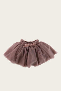 Soft Tulle Skirt - Dusk