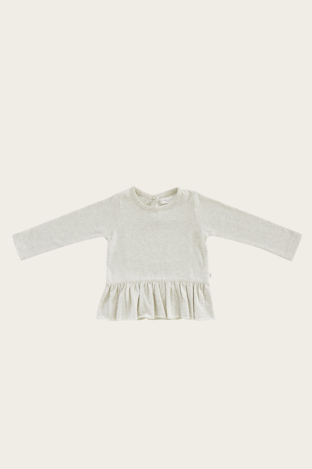 Bailey Top - Linen