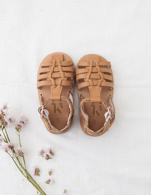 Aella Sandals - Earth