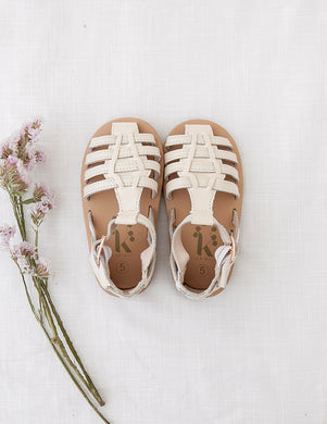 Aella Sandals - Natural