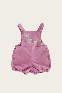 Charlotte Playsuit - Orchid