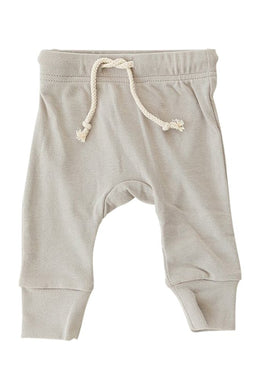 Cotton Ash Jogger Pants