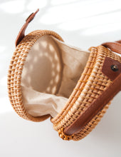 Load image into Gallery viewer, Mini Rattan Bag