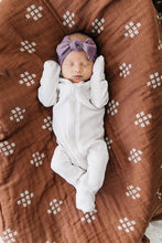 Load image into Gallery viewer, Chestnut Textiles Muslin Swaddle Blanket