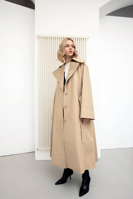 ROBYN trench coat