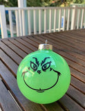 Grinch Christmas Bauble