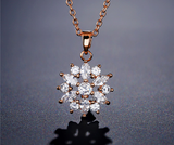 7-Stone Clutter Diamond Set in Rose Gold