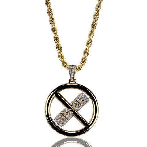 Micro No Xan Necklace