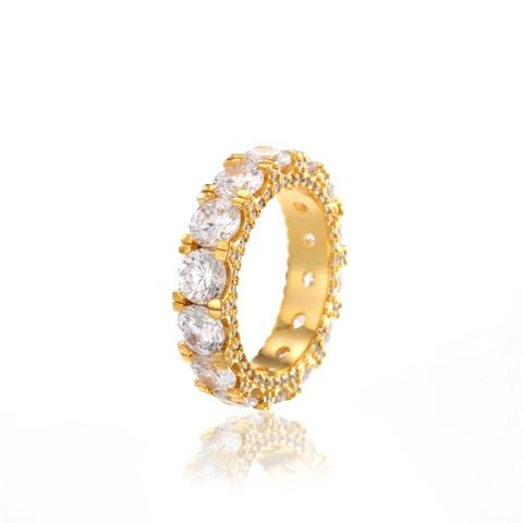 FLOODED ETERNITY RING