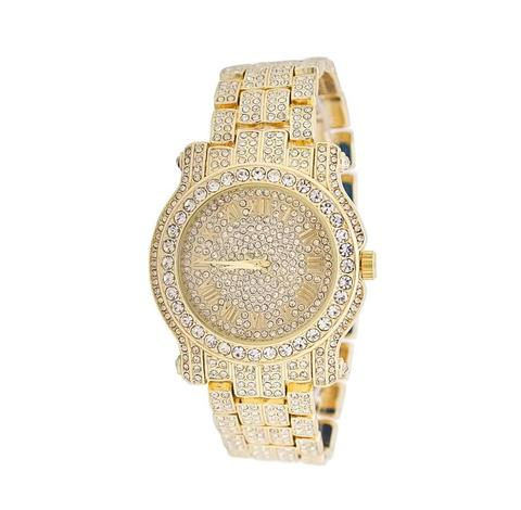QUAVO WATCH (LAB DIAMONDS) *NEW*