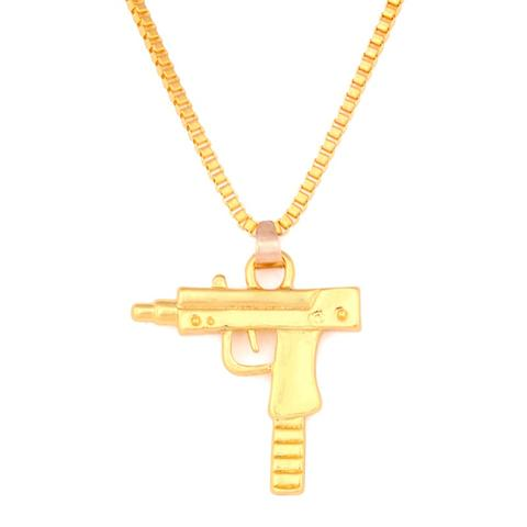 THE GOLD UZI