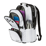 Nfinity bright white classic backpack