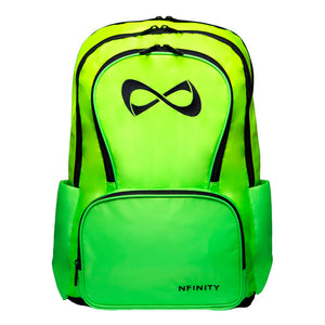Nfinity Ombre Limelight Backpack