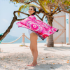 Tenerife - Evolve Travel Goods Adventure Towel - Sustainable, Made From Recycled Plastic and Sand Free