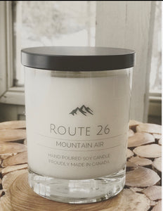 Route 26 Candle