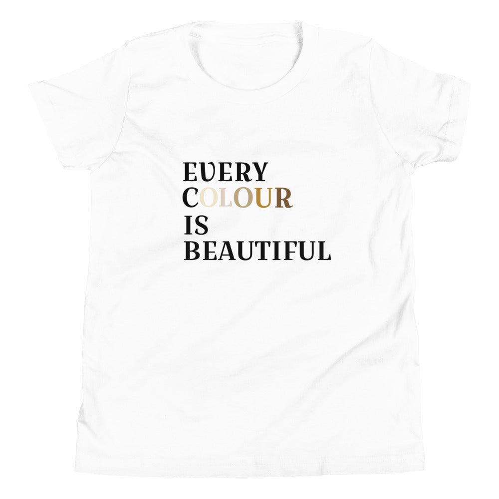 Every Colour Is Beautiful Kids Tee