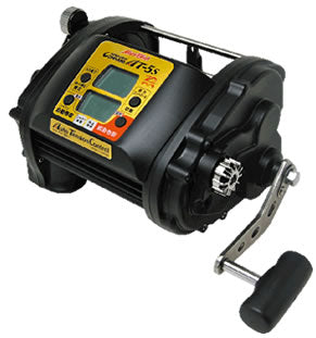 AT-5S 40kg Drag Reel Package Deal
