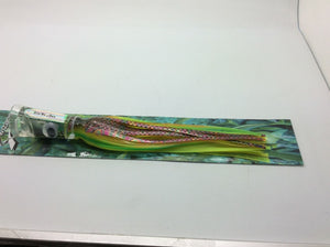 Three Shimano lure Pink Meat 10 In