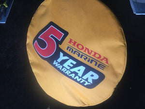 Honda Bf 75-250 Hp propeller bag for saftey whilst towing