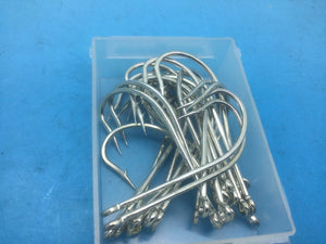 8/0 Hooks Oshaughnessy 250Pcs Bulk Deal Korean