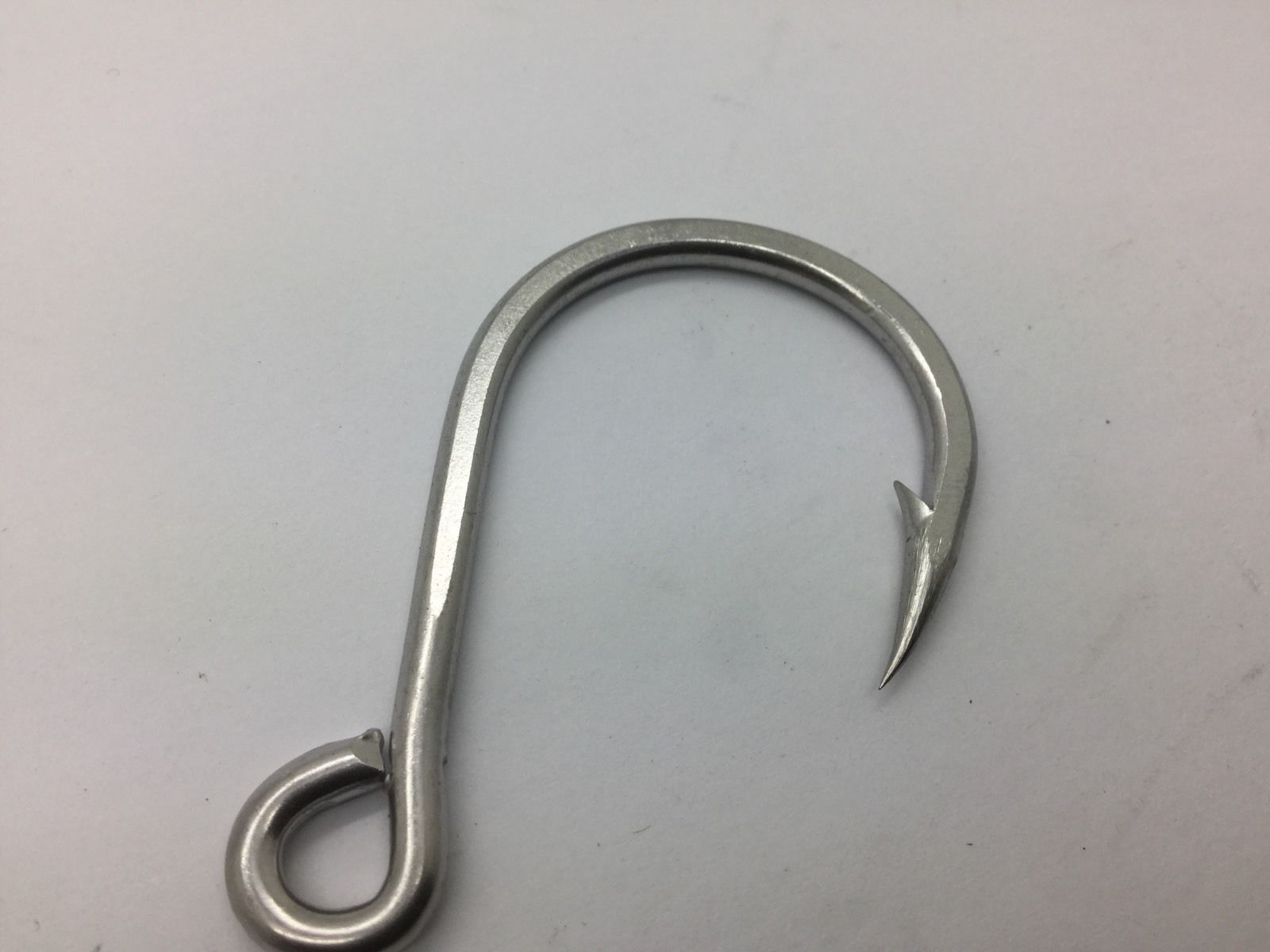 Hooks harbor Straight Eye 5/0Replacements For Rapala Hardbodys 6 Inch