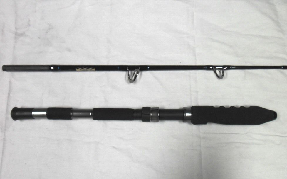 Jig Stick Wizard 16 Kg 1.7 M 2 Piece