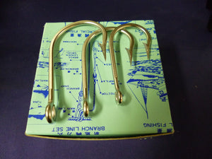 Fishing Hooks s/s qty 30/ PCS 12/0 marlin /swordfish korean quality bulk