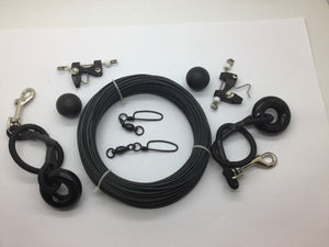 Outriggers Rigging Kit