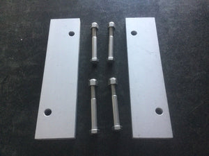 Outboard Engine Internal Transom Strengthen Bars