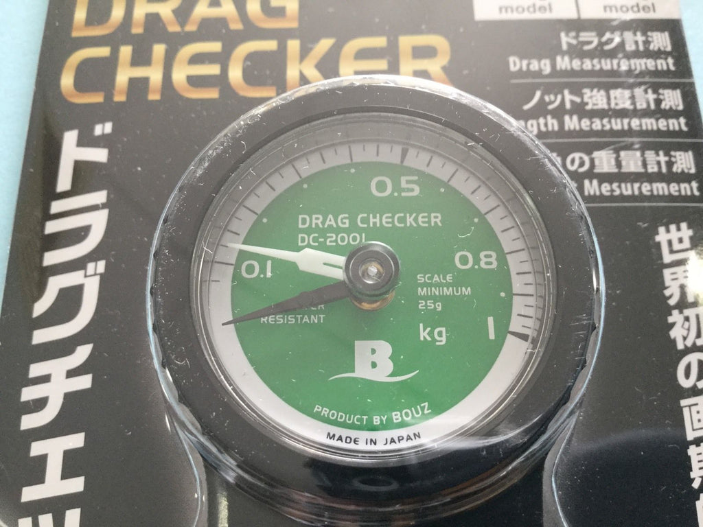 Bouz Drag Checker Doc 2001 1 Kg Made In Japan Worlds Best