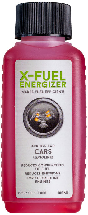 X-Fuel Energizer for Gasoline 100ml