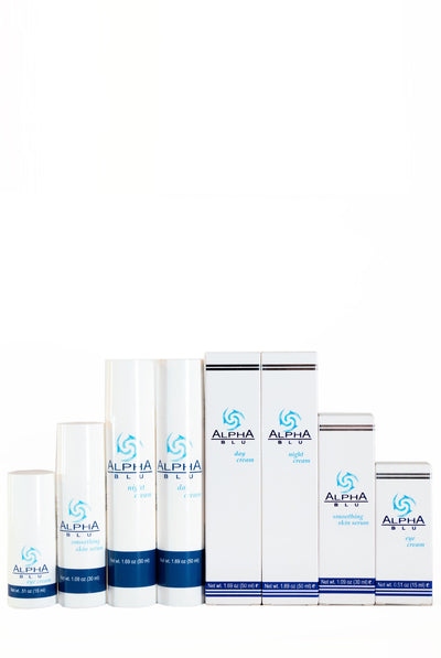 Monthly Auto Renew Alpha Blu Skin Care Kit