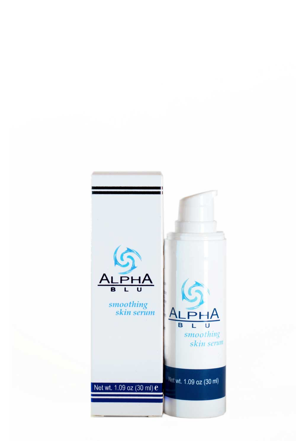 Alpha Blu Smoothing Skin Serum