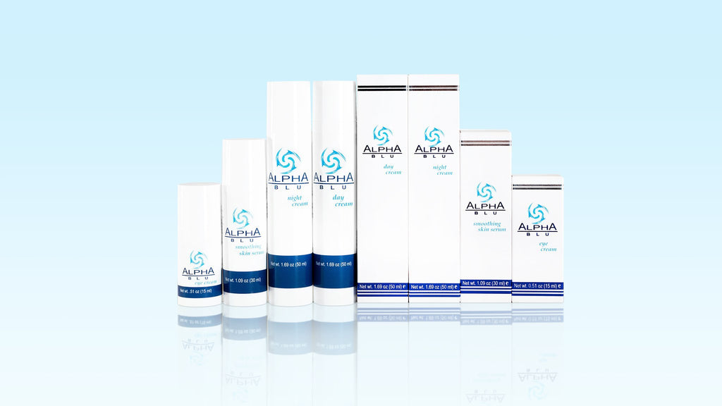 The Full Kit - Alpha Blu Skin Care