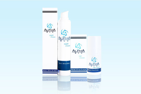 The Sleep Essential Kit - Alpha Blu Skin Care