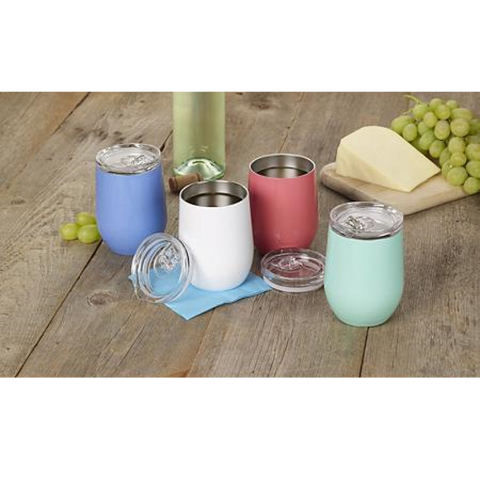 Insulated Beverage Tumbler (1 Cup)