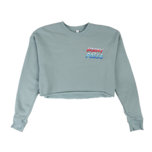 Load image into Gallery viewer, H4tP Cropped Ladies Crewneck