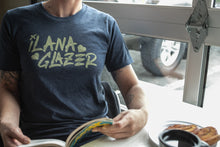 Load image into Gallery viewer, Ilana Glazer Logo T-shirt | Navy