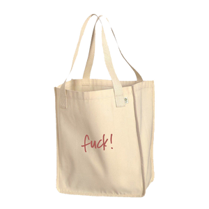 """Fuck! The Planet is Burning"" 