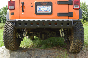 JK Pritchett Canyon Rear Bumper