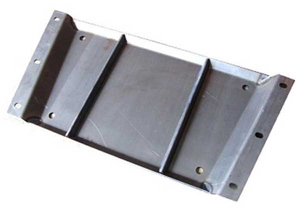 Two Inch and Three Inch Jeep TJ-LJ Skid Plate Brace