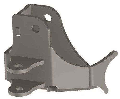 JEEP JK FRONT AXLE OTK TRACK BAR BRACKET