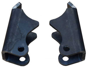Jeep TJ Rear Axle Shock Mounts