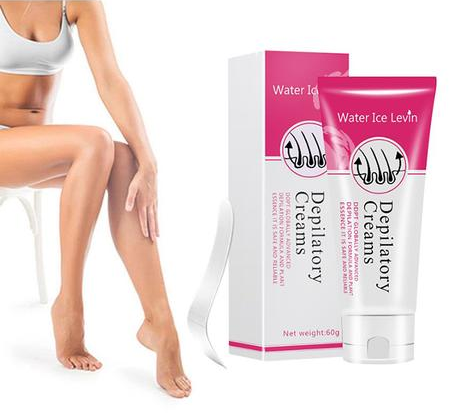 Hair Off Pain-Free Hair Removal Cream