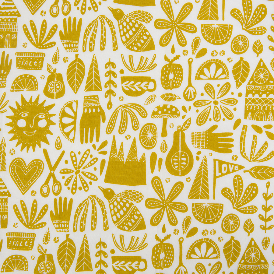 Citron Fable Print