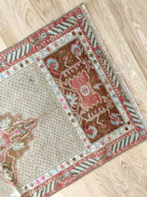 Load image into Gallery viewer, Faye, Pink vintage Turkish rug