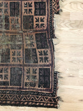 Load image into Gallery viewer, Fabio, Vintage Persian Baluch 3'7 x 6'10