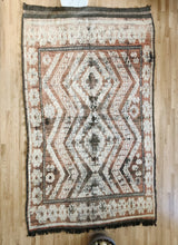 Load image into Gallery viewer, Amira, Vintage Moroccan rug